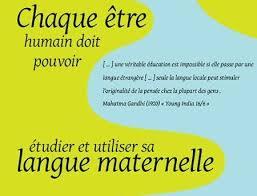 Journée internationale des langues maternelles: le village de Ndiréne à l'honneur