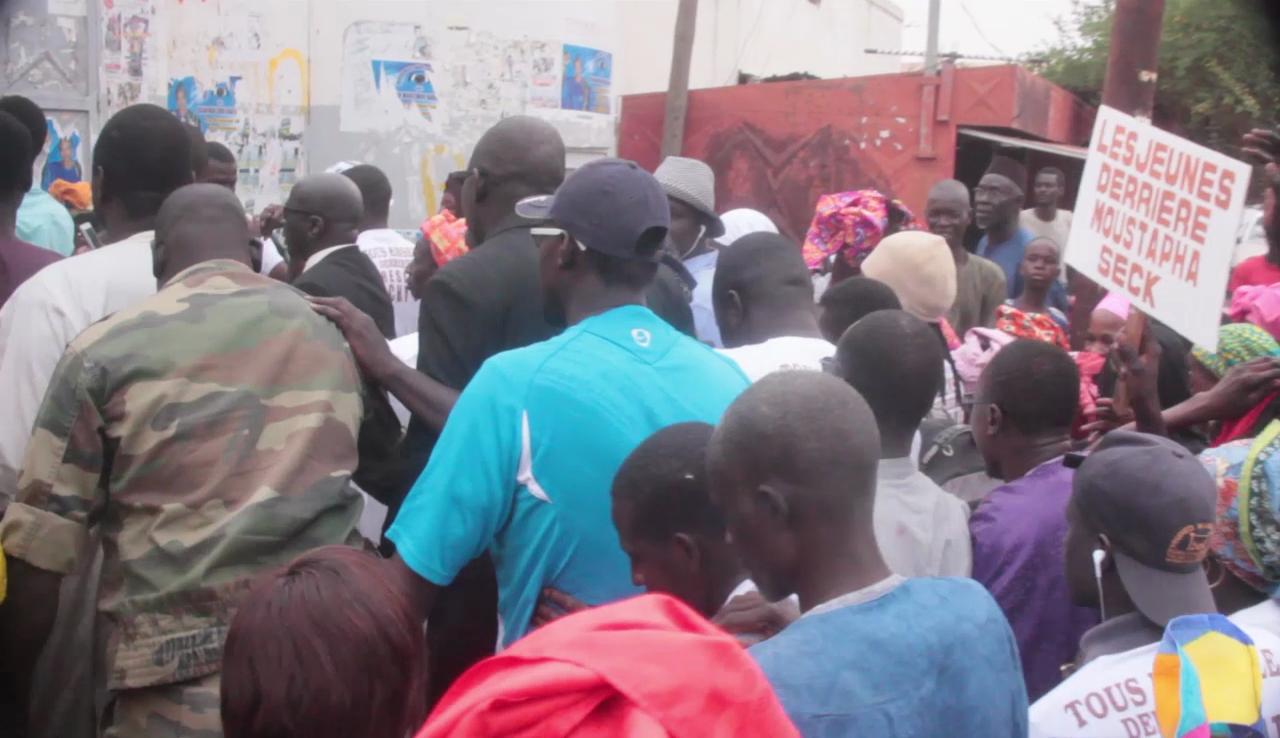 Politique : Pathé Diakhaté de l'Apr signe son retour et pêche dans les eaux libérales de Touba