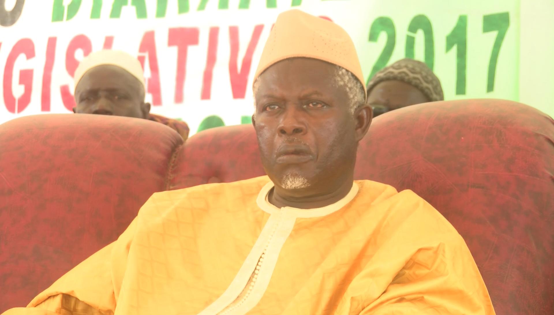 Politique :  Bassirou Diakhaté l'ancien PCR de Touba Mboul lance le mouvement