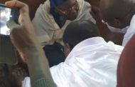 Tivaoune : Cheikh Béthio Thioune chez Al Amine pour présenter ses condoléances