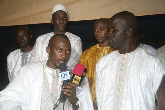 ABDOU NDIAYE : «  Que le maire Mbaye Dione sache que l'Apr  est prête à en découdre avec lui »