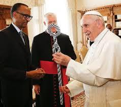 Rwanda : Implication de l'Eglise catholique dans le génocide des Tutsi en 1994 , le pape François demande pardon