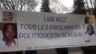 Politique : Des huées et du rouge pour accueillir le président Macky Sall à Genéve en Suise