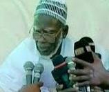 Cérémonie officielle du magal de Porokhane, Serigne Mountakha ibn Serigne Bassirou :