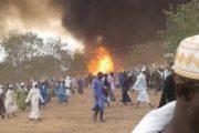 Religion : Incendie au Daaka de Médina Gounass, le bilan provisoire fait état d'une vingtaine de morts