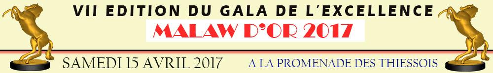 Décoration : 7ème édition du Malaw d'Or à la Promenade des Thièssois ,  l'Unacois Jappo a fêté les meilleurs