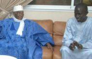 EXCLUSIF : Législatives 2017 : Tête de liste de l'opposition, Maitre Abdoulaye Wade décroche un fils du khalif.
