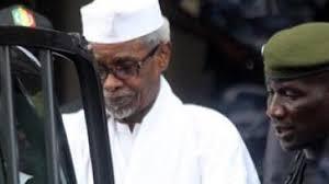 Tchad: La cour d'appel du tribunal spécial africain confirme la prison à vie pour Hissène Habré