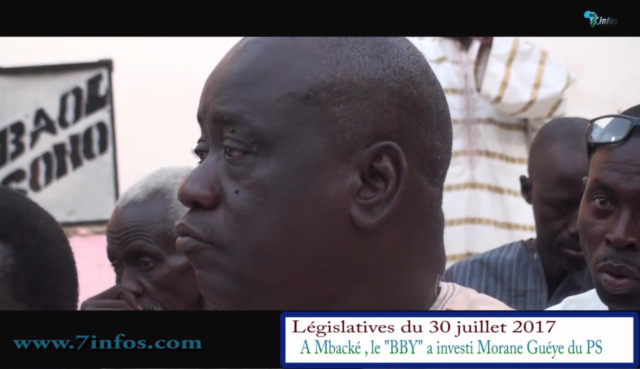 Politique : investitures pour les prochaines législatives, Mouhamadou Morane Guéye du PS, le choix de la coalition