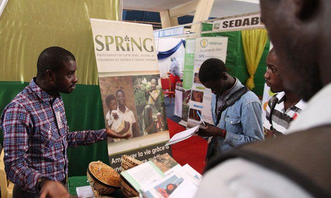 FIARA : Usaid/Spring, toujours au service de la communauté