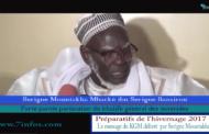 Agriculture : Touba annonce le début des travaux de défrisage des champs de pour le mardi prochain