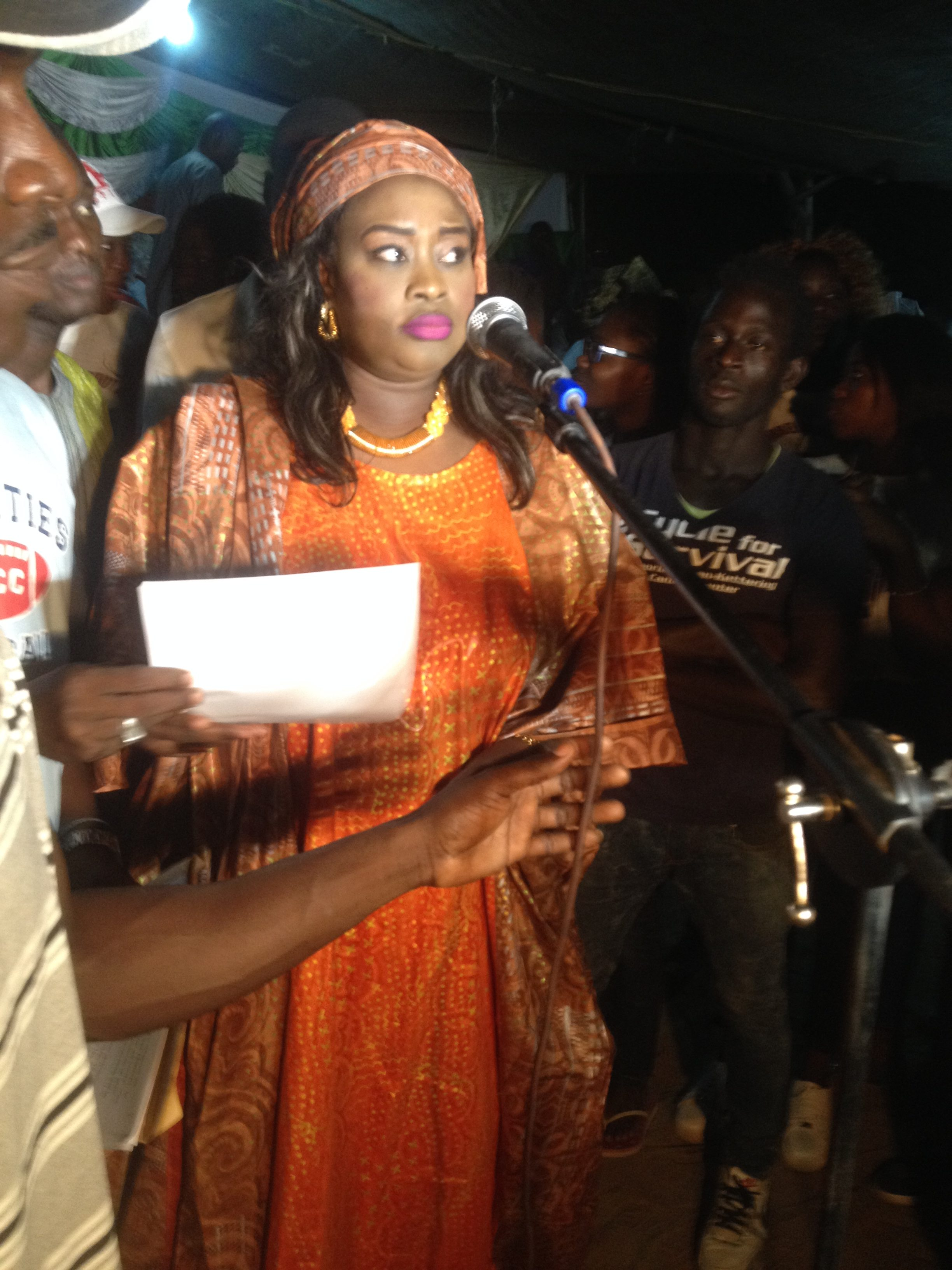 Politique :  Coumba Cissé s'engage à travers son mouvement «Horizon 2035» à soutenir les jeunes et les femmes de Diourbel