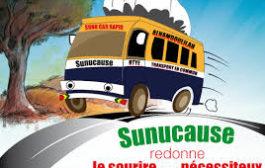Société : L'Association Sunaucause, apporte son aide aux familles dans le besoin