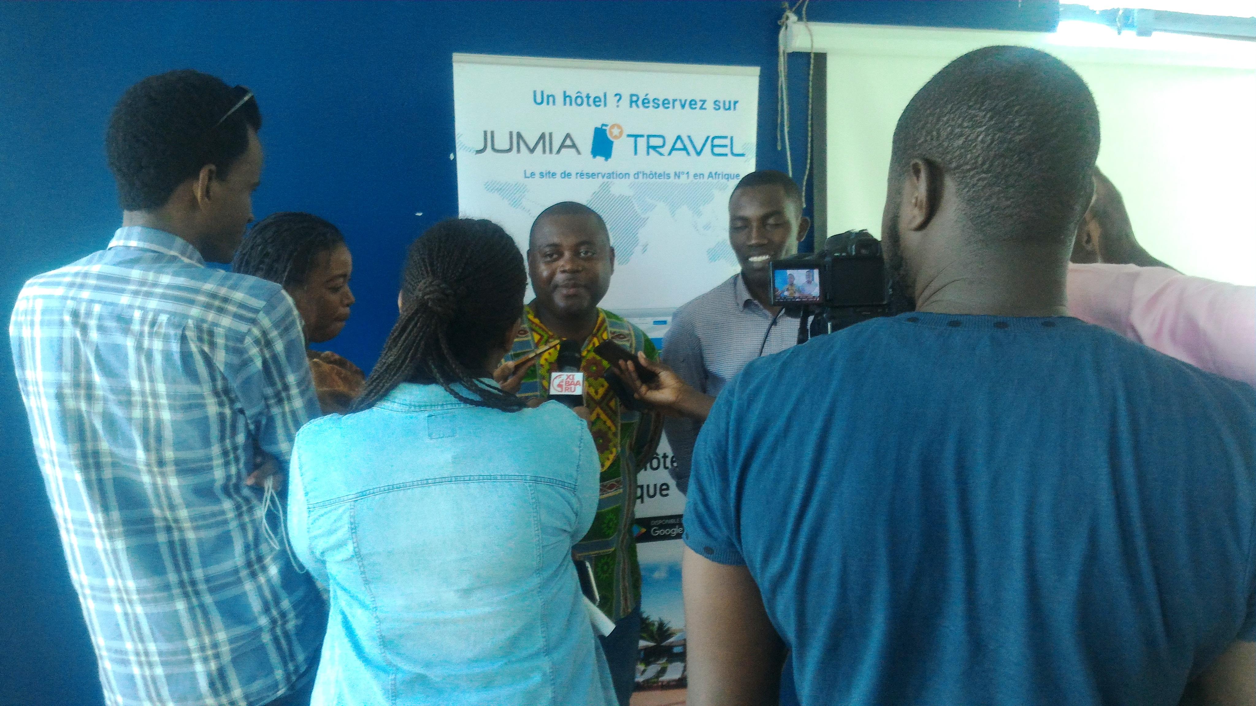 Contribution : Afrique , Vers une démocratisation du secteur du voyage