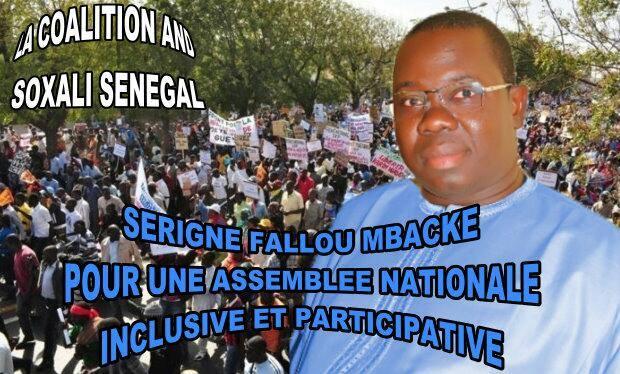 Politique: Mbacké, voici liste départementale officielle de la coalition And Suxali Sénégal de Serigne Fallou Mbacké