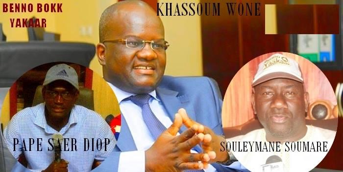 Diourbel: Khassoum Wone ex président de l'ADIE aurait tenté de faire voter contre sa propre coalition le BBY.