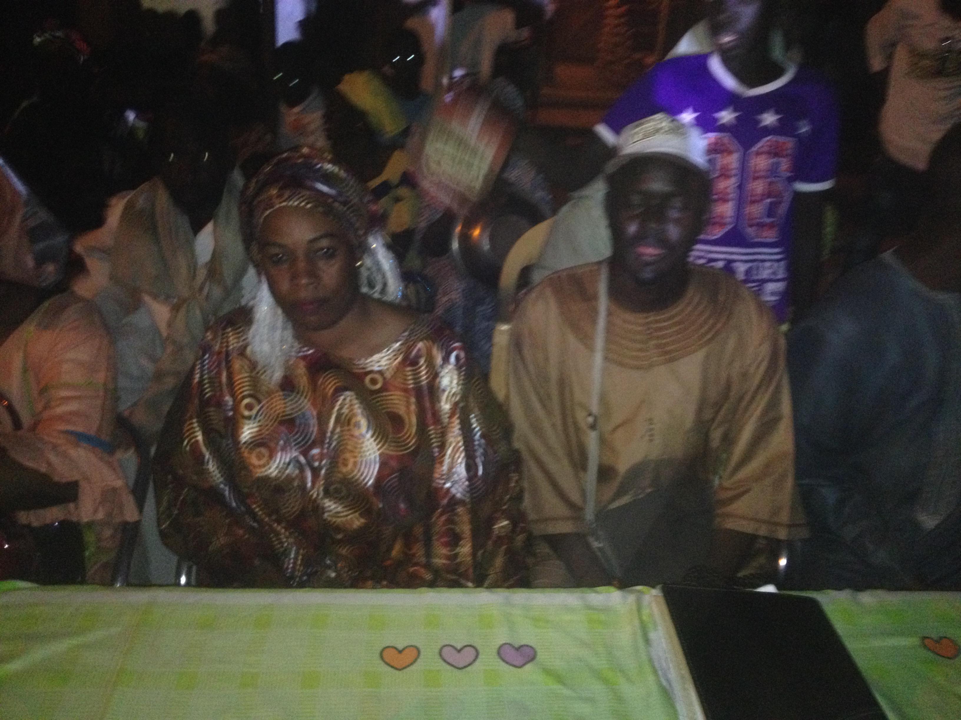 Diourbel: les populations de Dankhséne ont réservé un accueil inédit à madame Sadio Diakhté Konaté candidate à l'assemblée nationale
