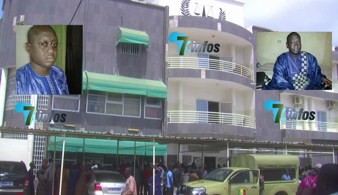 Justice : Procès de Serigne Assane Mbacké et Mor , les 2 prévenus et leurs avocats plaident non coupable