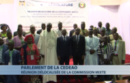 Les parlementaires de la CEDEAO au Bénin pour discuter sur la question du transport sous régional