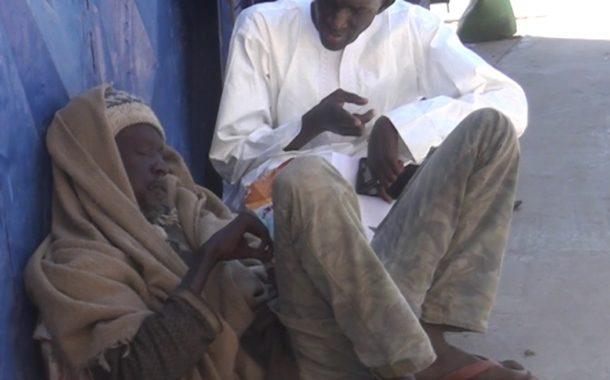 Société : Ansoumana Dione, le président de ASSAMM, au chevet des malades mentaux  de Touba