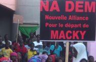 Politique : NADEM , un mouvement officiellement lancé pour combattre le régime du président Sall