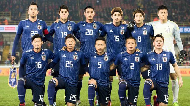 Sport :   Mondial 2018 , voici la officielle liste des 23 joueurs japonais