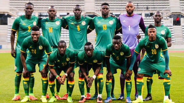 Mondial 2018 : Voici la liste des 23 lions du Sénégal