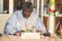 Invitation de Niang Khéragne pour la couverture médiatique des activités du parlement de la CEDEAO à Monrovia, le président Moustapha Cissé Lo recadre le Synpics