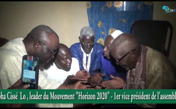 Présidentielle 2019 : Moustapha Cissé Lo décroche Digane pour Macky