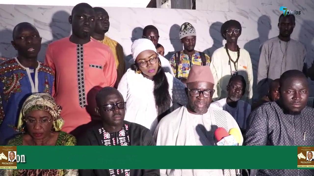 APPEL : Meeting d'ouverture du candidat Macky Sall à Mbacké le 3 février, Moustapha Cissé Lo déploie les gros moyens et sonne la mobilisation