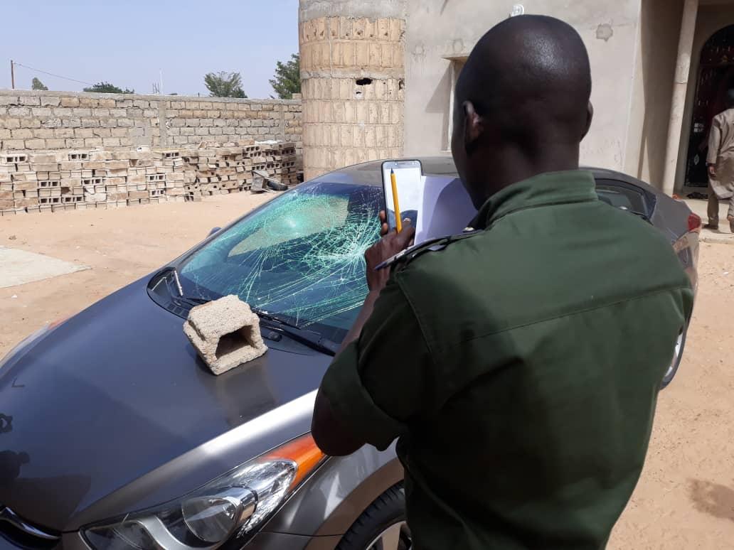 Violences électorales: Le véhicule de Serigne Khadim Mbacké caillassé par des inconnus