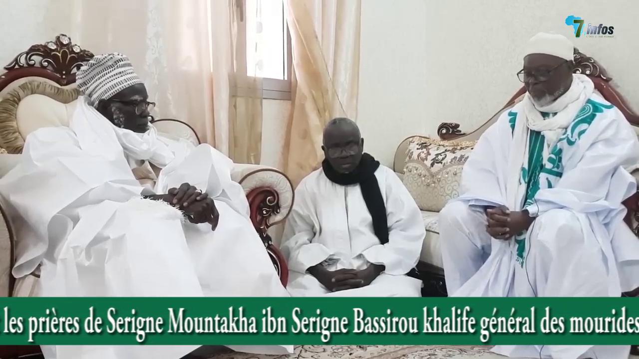 Présidentielle du 24 février 2019 :  Le khalife général des mourides apprécie le travail de la société civile et prie pour une élection apaisée