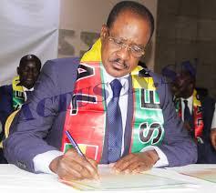 Madické Niang s'adresse au peuple sénégalais et prie pour le pays  ( Compte facebook )