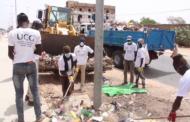 Aprés Tabaski 2019, l'UCG méne une opération pour le ramassage des ordures à Touba Mbacké