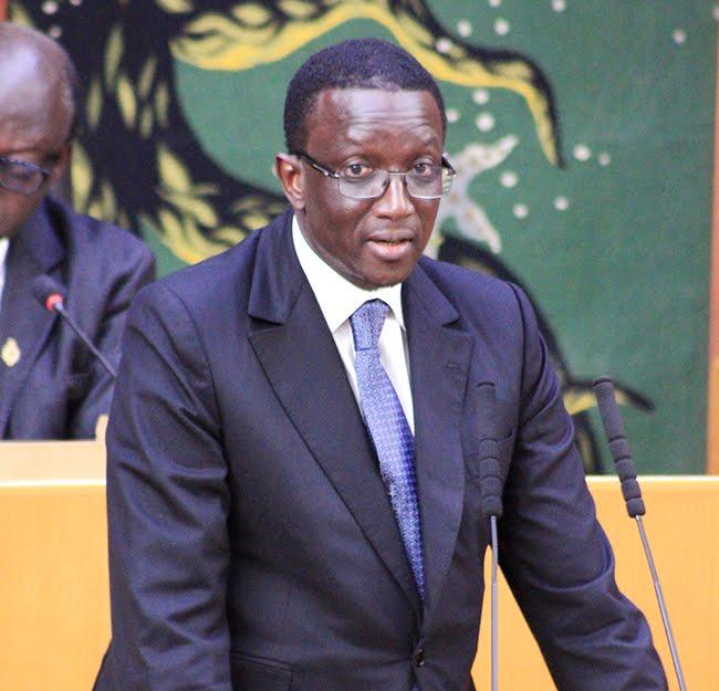 Contribution sur les relations/ Ministre Amadou - Cissé Lo