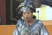 Assemblée Nationale :Une députée plaide une discrimination positive pour le département de Guinguinéo…
