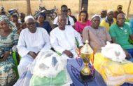 Finales du tournoi  foot à Dialacoto (Tamba):PSG et l'ASC Eléphant vainqueurs !