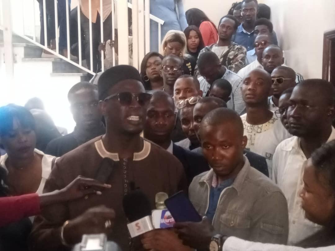 Les Défenseurs de la République/Dakar sermonne «Nio Lank»: «Cette politique de diabolisation et de dénigrement est déjà révolue… »