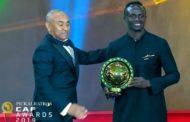 CAF Awards  / Enfin, Sadio Mané