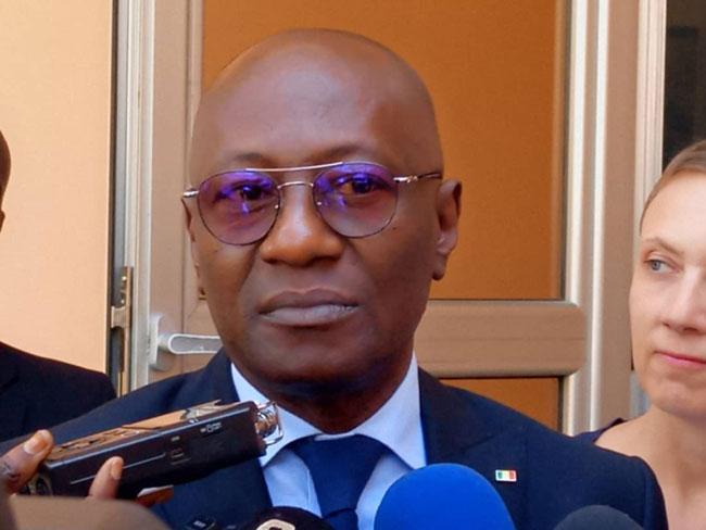 Crise l'APS : Le Ministre Abdoulaye Diop freine Thierno Birahim Fall qui le défie