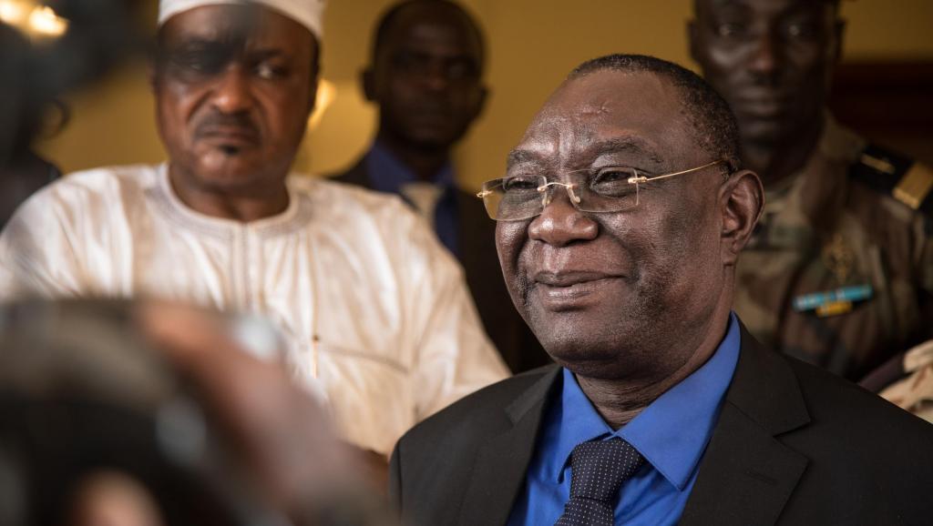 Retour en Centrafrique de l'ancien président Michel Djotodia