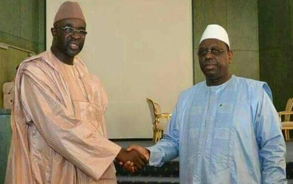 Urgent- Présidence de la République : Moustapha Cissé Lo reçu par Macky…