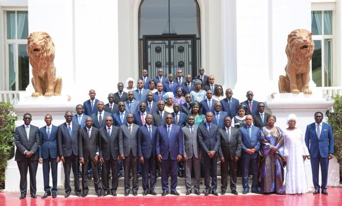 Communiqué du conseil des ministres du mercredi 02 janvier 2020