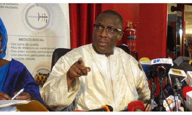 Audit du COUD par l'OFNAC : La lettre explosive de Cheikh Oumar Anne à Nafi Ngom Keïta, le 16 décembre 2015
