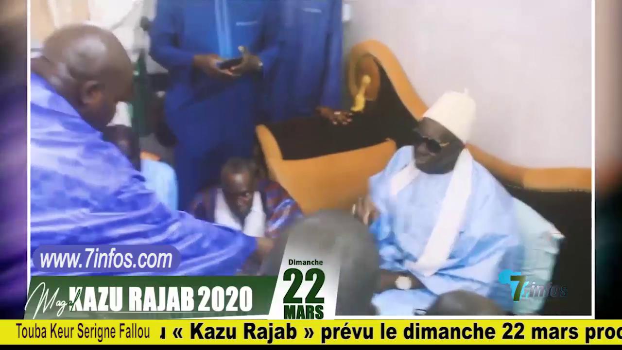 Publicité  -   Bande annonce de l'édition 2020 du magal de Serigne Fallou « Kazu Rajab »