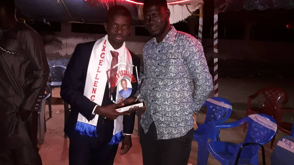 Nuit de l'excellence à Ross-Bethio: Adama Diaw alias Diaw Fara nominé…