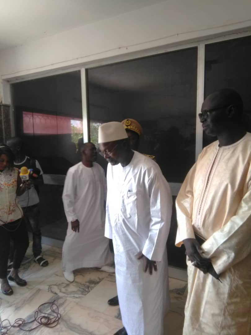 Kaolack : le ministre des collectivités territoriales annonce l'opérationnalisation prochaine de la fonction publique locale