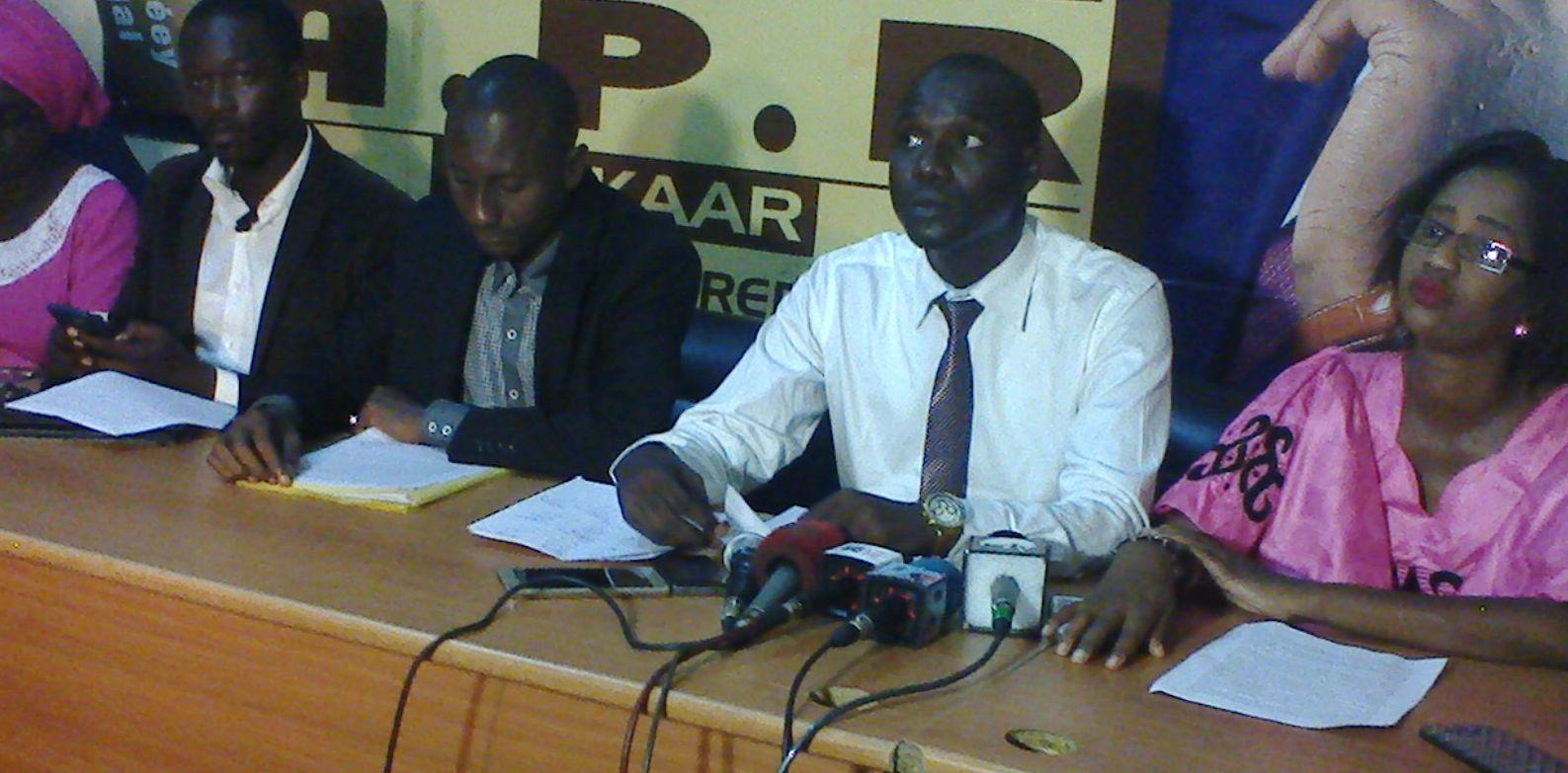 Les boucliers de Cheikh Oumar Anne: «Nafi Ngom Kéita , la vraie auteure du livre de Pape Alé Niang… »