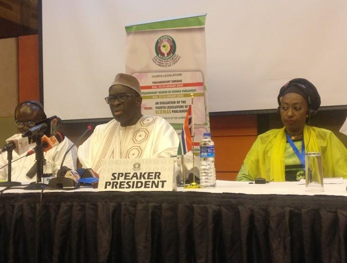 Le discours d'adieu de Cissé Lo : «Nous sommes arrivés à bon port…»