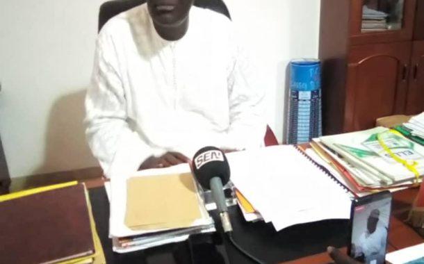 Contre le Covid-19 :Cheikh Gueye, Maire de Dieuppeul /Derklé en phase avec Macky…